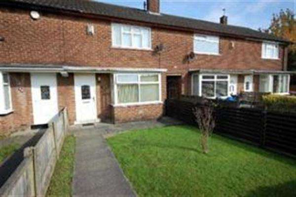 2 Bedrooms Terraced House for sale in Greenheys Road, Greater Manchester