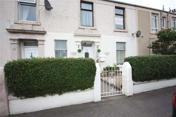 2 Bedrooms Apartment Flat for sale in Springvale Place, Saltcoats