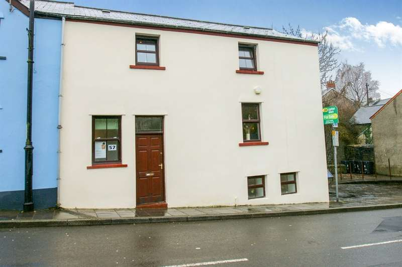 3 Bedrooms Semi Detached House for sale in Broad Street, Blaenavon, Pontypool