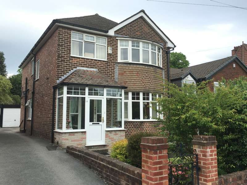 3 Bedrooms Detached House for sale in Hope Road Prestwich
