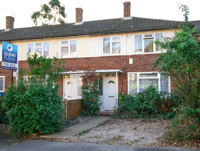 2 Bedrooms Terraced House for sale in Slough- Viewings Available SATURDAY 29th October 14:00 - 15:00