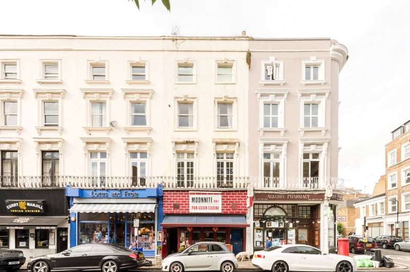 2 Bedrooms Flat for sale in Englands Lane, London, NW3