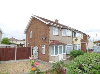 3 Bedrooms Semi Detached House for sale in South Hornchurch