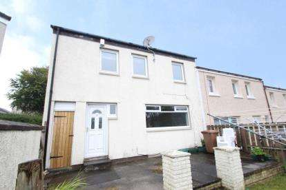 3 Bedrooms Semi Detached House for sale in Blairdenon Way, Bourtreehill South, Irvine, North Ayrshire