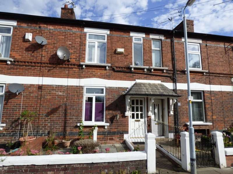 2 Bedrooms Terraced House for sale in Brookfield Terrace Hazel Grove Stockport