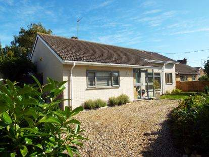 3 Bedrooms Bungalow for sale in Dry Drayton, Cambridge, Cambridgeshire