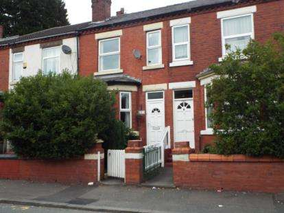 3 Bedrooms Terraced House for sale in Church Lane, Manchester, Greater Manchester