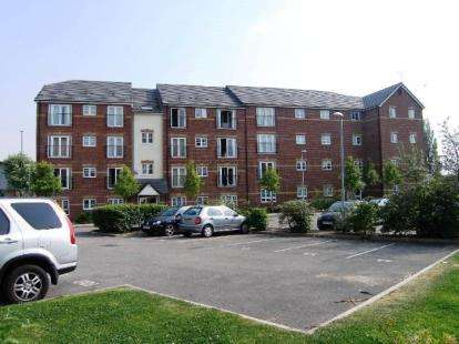 2 Bedrooms Flat for sale in Larch Gardens, Cheetham Hill, Greater Manchester