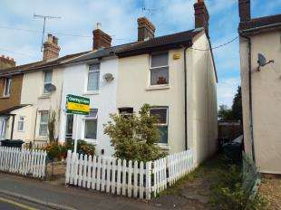 2 Bedrooms End Of Terrace House for sale in Whitfeld Road, Ashford, Kent