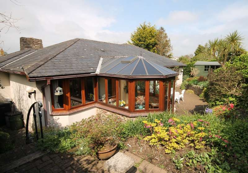 3 Bedrooms Bungalow for sale in Rosecot, Veales Road, Kingsbridge