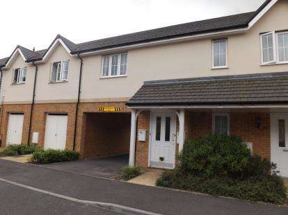 2 Bedrooms Flat for sale in Fareham, Hants, United Kingdom