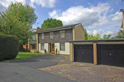 4 Bedrooms Detached House for sale in End Hall Road, Wolverhampton, West Midlands