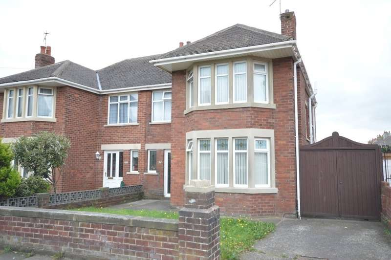 4 Bedrooms Semi Detached House for sale in St. Martins Road, South Shore