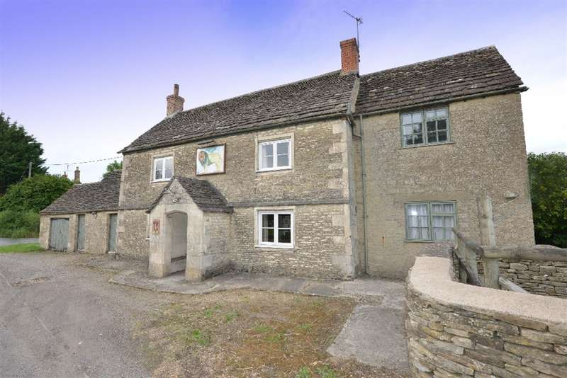 4 Bedrooms Detached House for sale in Ampney St Peter, Cirencester, Gloucestershire