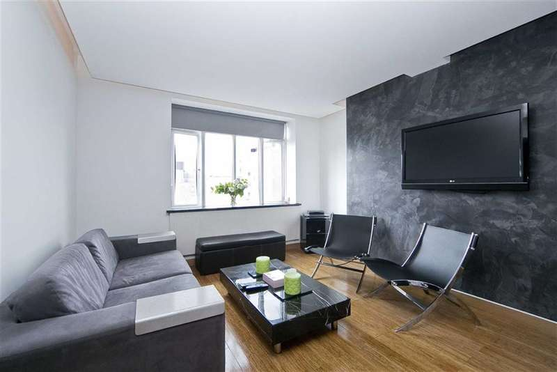 Studio Flat for sale in Lancaster Terrace, Lancaster Gate, London, W2