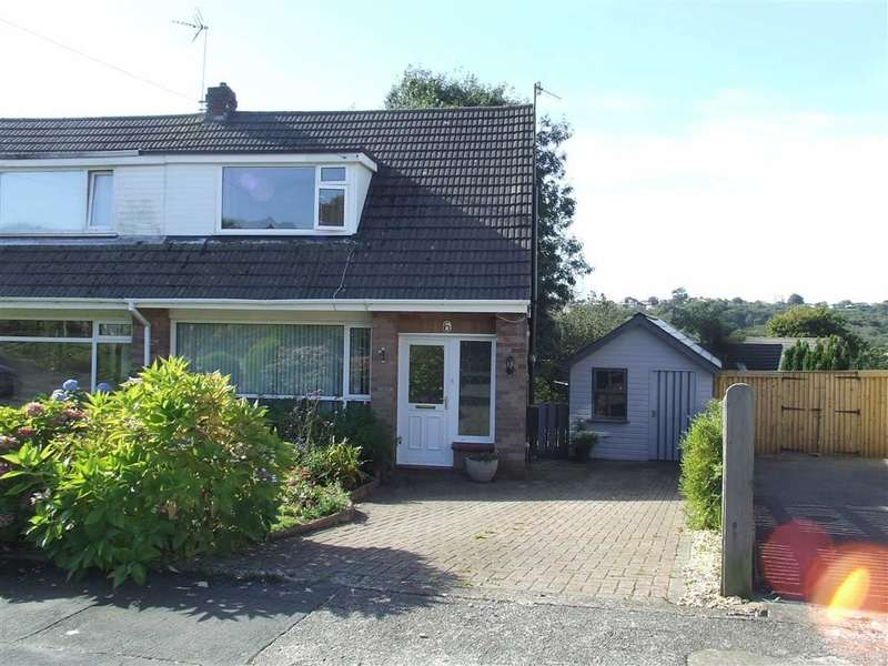 2 Bedrooms Property for sale in Kennington Close, Killay, Swansea