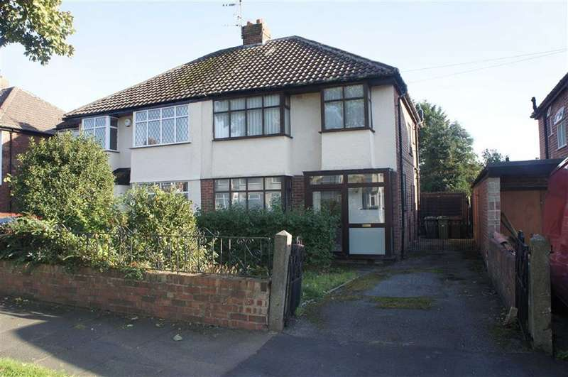 3 Bedrooms Property for sale in Rosslyn Avenue, Maghull