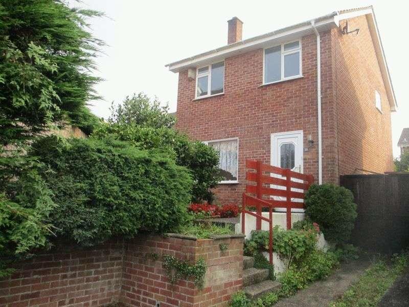 3 Bedrooms Detached House for sale in Helleur Close, Par, PL24 2HX