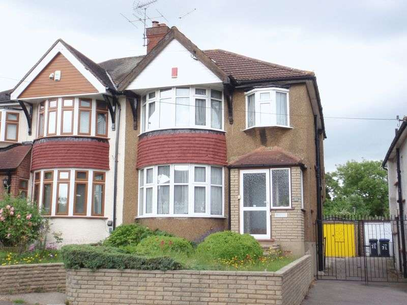 4 Bedrooms Semi Detached House for sale in Linden Way, Southgate