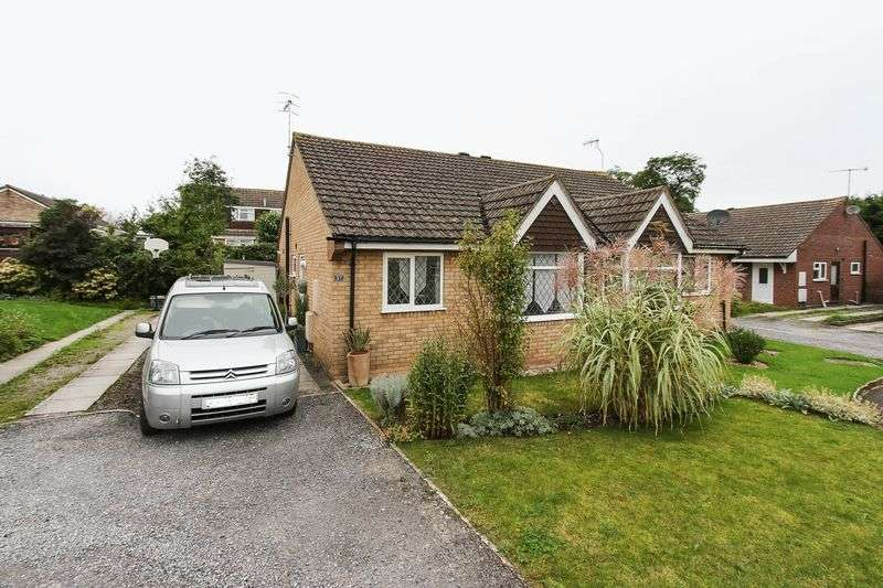 2 Bedrooms Semi Detached Bungalow for sale in West Garston, Banwell