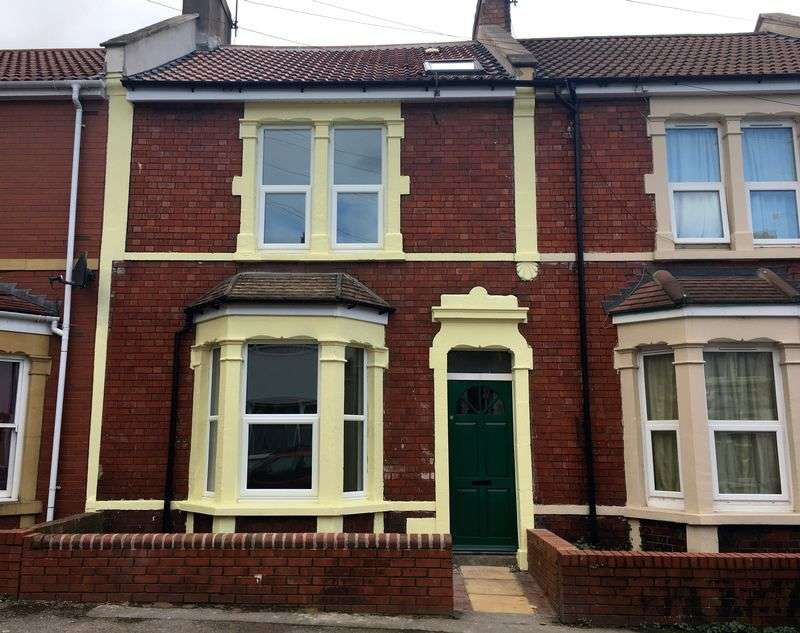 3 Bedrooms Terraced House for sale in Luxton Street, Bristol