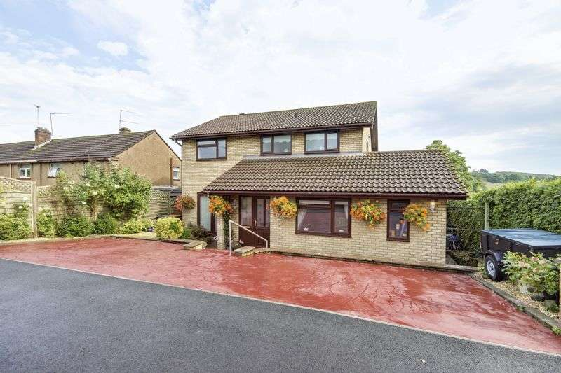 4 Bedrooms Detached House for sale in Routes View, Newport