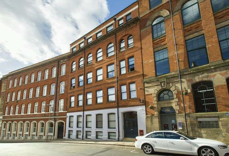 5 Bedrooms Flat for rent in Stanford Street, City Centre, Nottingham