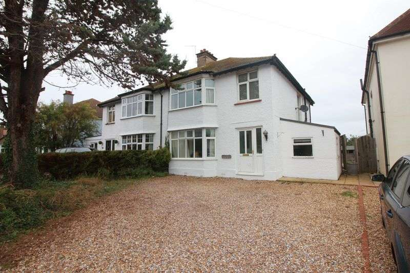 3 Bedrooms Semi Detached House for sale in Semi Detached Chichester Road
