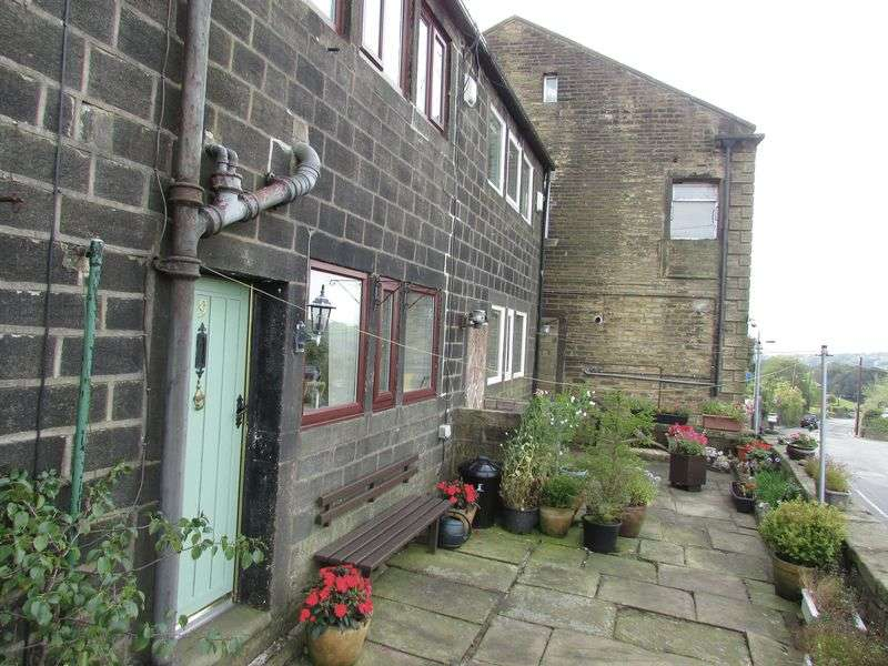 3 Bedrooms Terraced House for sale in Keighley Road, Pecket Well, Hebden Bridge