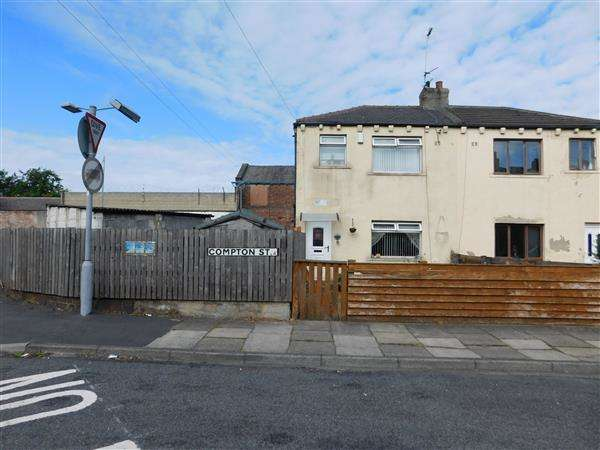 2 Bedrooms Semi Detached House for sale in Compton Street, Bradford