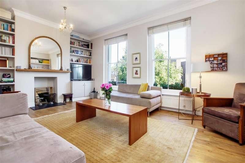 4 Bedrooms Flat for sale in Queens Crescent, London