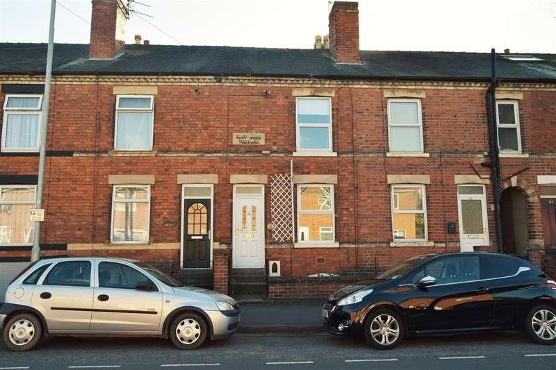 2 Bedrooms Terraced House for sale in Appleton Gate, Newark