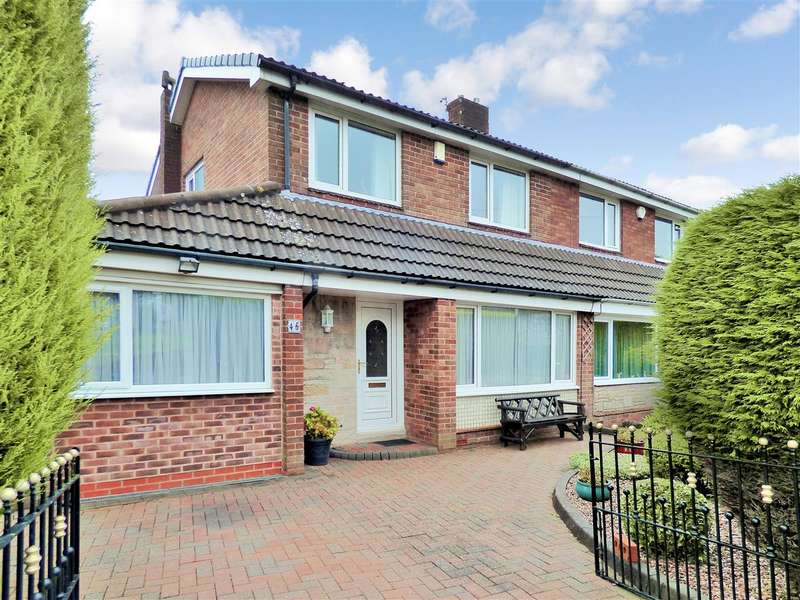 4 Bedrooms Semi Detached House for sale in Wilkie Avenue, Burnley