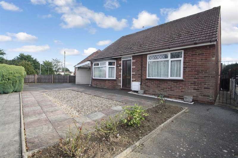 3 Bedrooms Bungalow for sale in Humber Doucy Lane, Ipswich