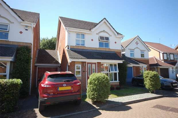 3 Bedrooms Link Detached House for sale in Farnham, Surrey