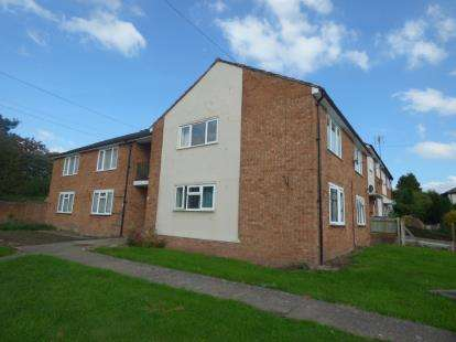 2 Bedrooms Flat for sale in Milton Avenue, Tamworth, Staffordshire, .