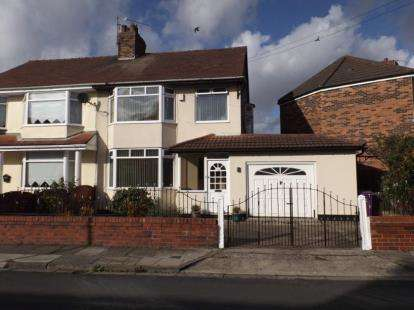 3 Bedrooms Semi Detached House for sale in Willowdale Road, Walton, Liverpool, Merseyside, L9