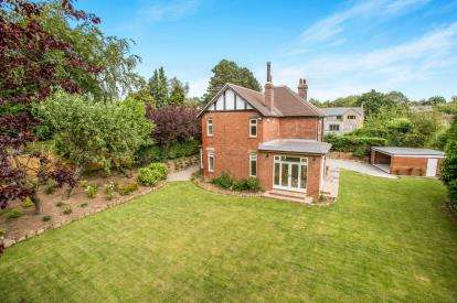 5 Bedrooms Detached House for sale in Cavendish Avenue, Harrogate, North Yorkshire, Harrogate