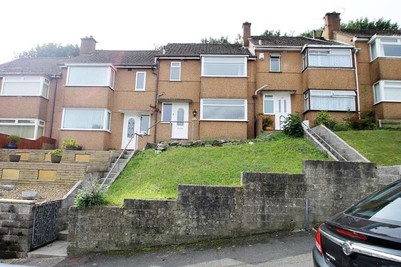 3 Bedrooms Terraced House for sale in Lower Compton
