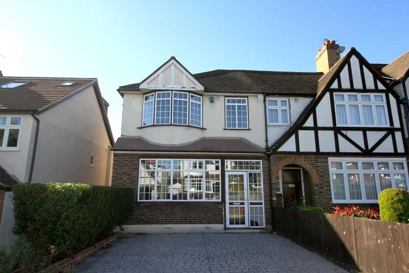 3 Bedrooms End Of Terrace House for sale in Bishops Avenue, Bromley