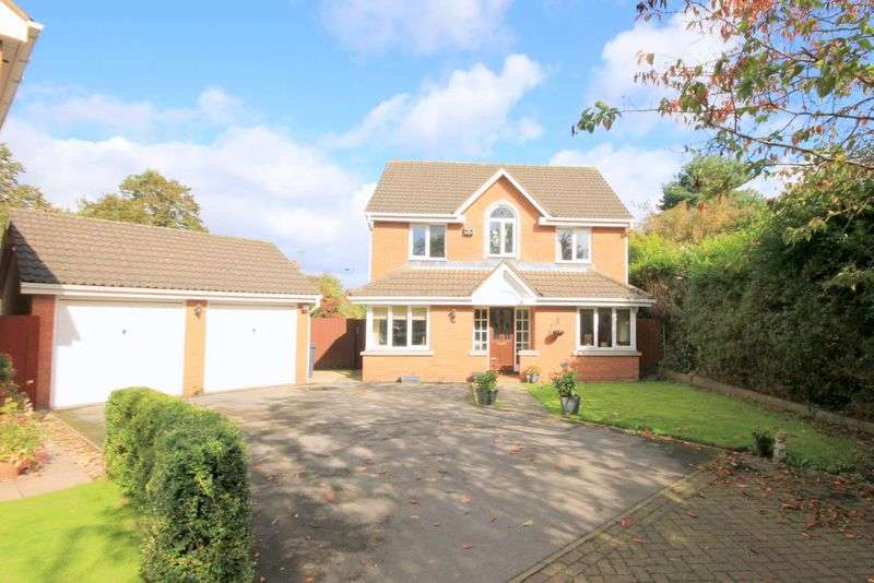 4 Bedrooms Detached House for sale in The Thistles, Thistleberry, Newcastle