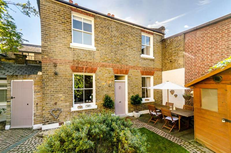 2 Bedrooms House for sale in Stanley Cottage, Greenwich, SE10