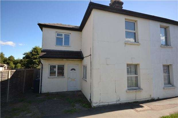 4 Bedrooms Semi Detached House for sale in Horley Road, REDHILL, RH1 5AL