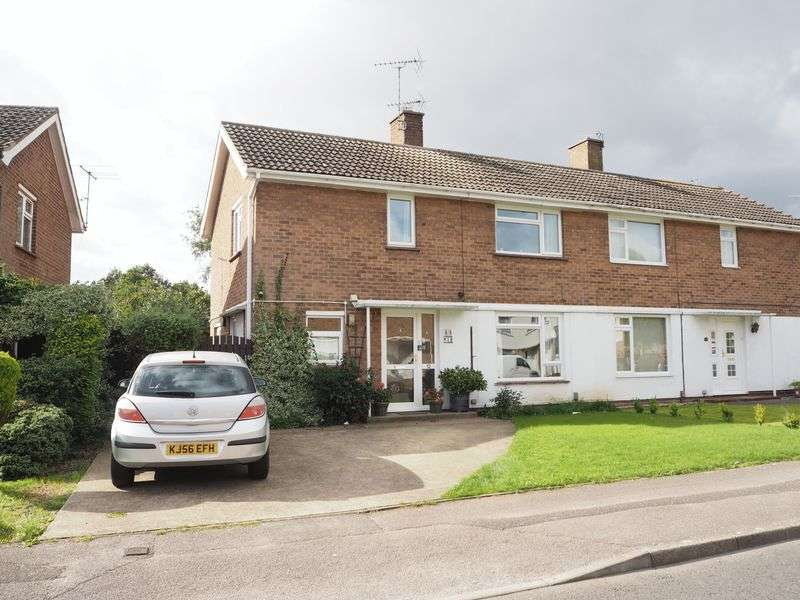 3 Bedrooms Semi Detached House for sale in Almond Grove, Farndon