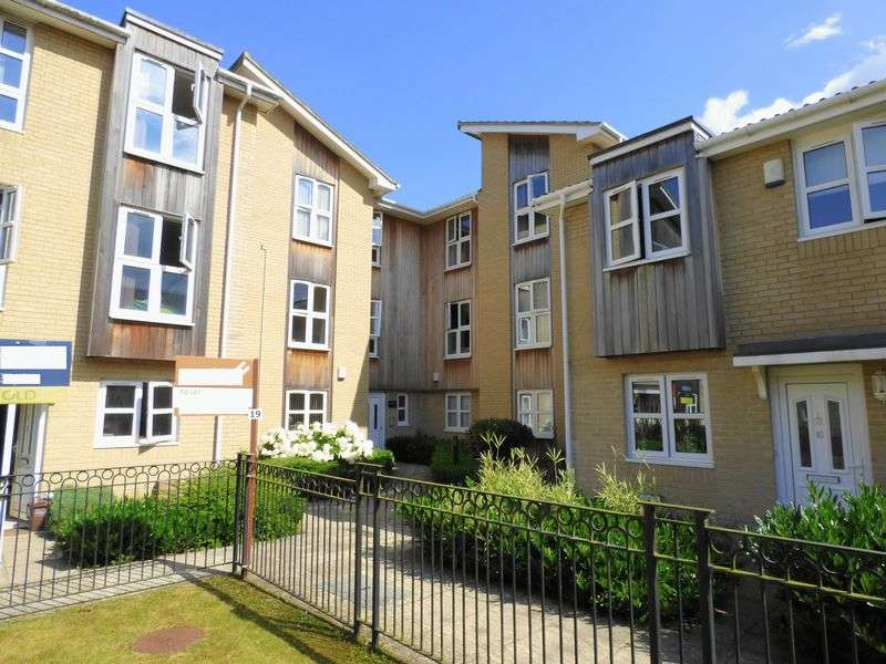 2 Bedrooms Flat for sale in ELKINS SQUARE, BISHOPSTOKE