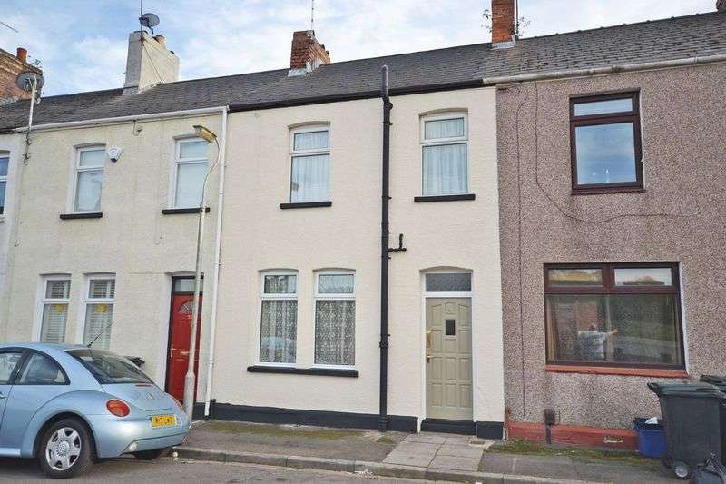 2 Bedrooms Terraced House for sale in Bond Street, Newport