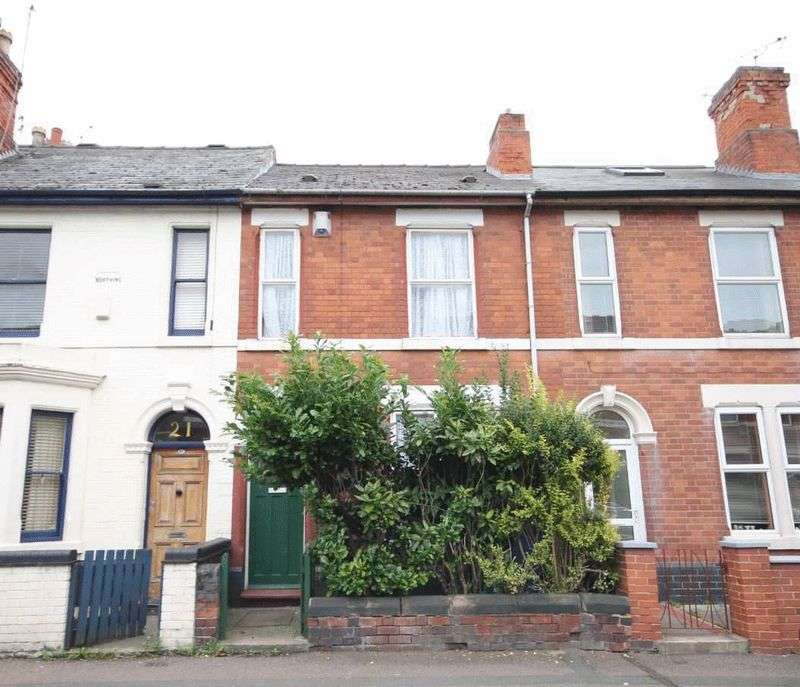 2 Bedrooms Terraced House for sale in ST. CHADS ROAD, DERBY
