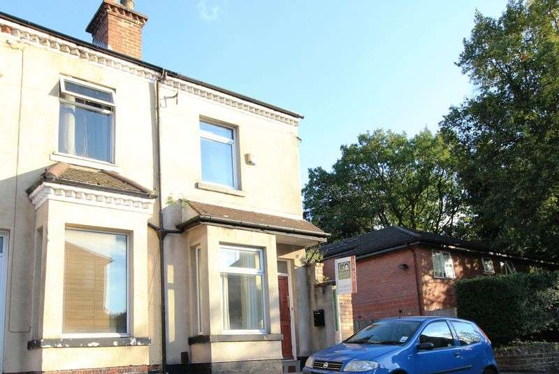 2 Bedrooms Terraced House for sale in Blyth Street, Mapperley