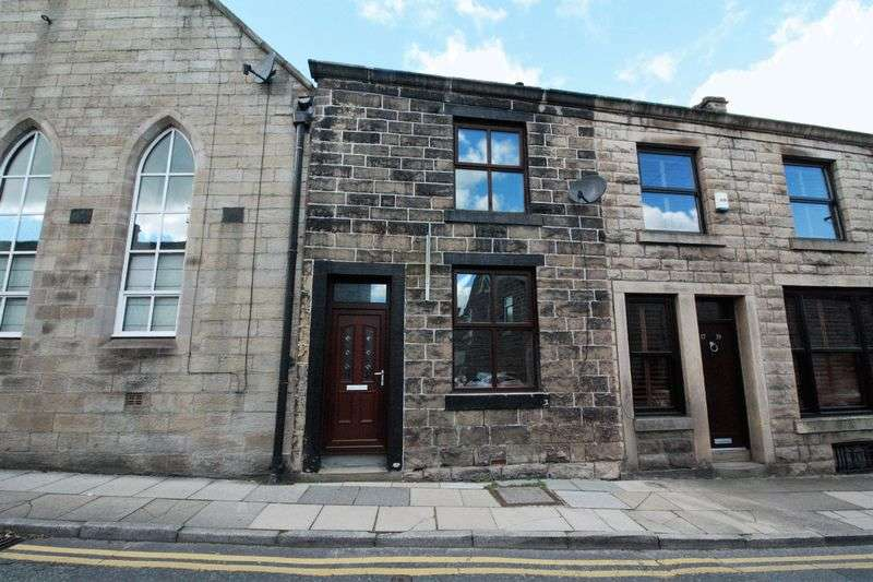 2 Bedrooms Terraced House for sale in Crow Lane, Ramsbottom, Bury