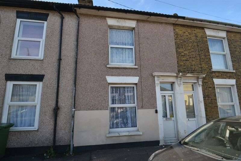 2 Bedrooms Terraced House for sale in Cavour Road, Sheerness